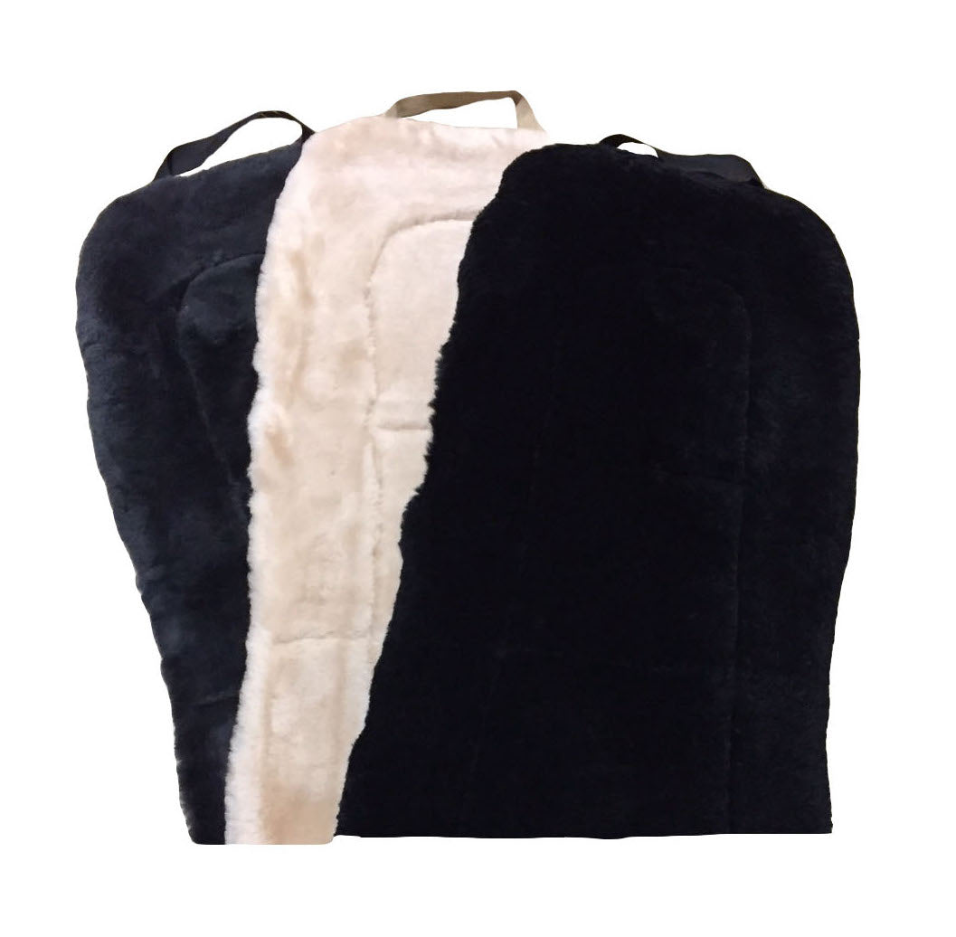 SHEEPSKIN CAR SEAT PADS - Cloud Nine Sheepskin