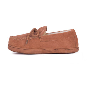 KID'S SHEEPSKIN MOCCASIN - Cloud Nine Sheepskin
