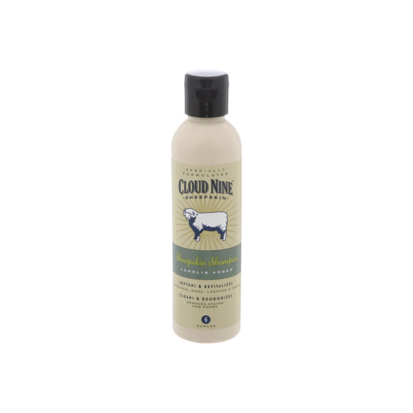 SHEEPSKIN SHAMPOO - Cloud Nine Sheepskin