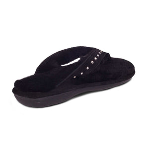 LADIES SHEEPSKIN THONGS