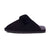 Ladies Sheepskin Scuff Black - instep