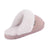 Ladies Sheepskin Scuff Sand - back