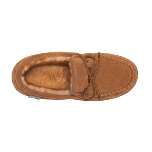 MEN'S SHEEPSKIN MOCCASIN