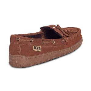 MEN'S UNLINED MOCCASIN