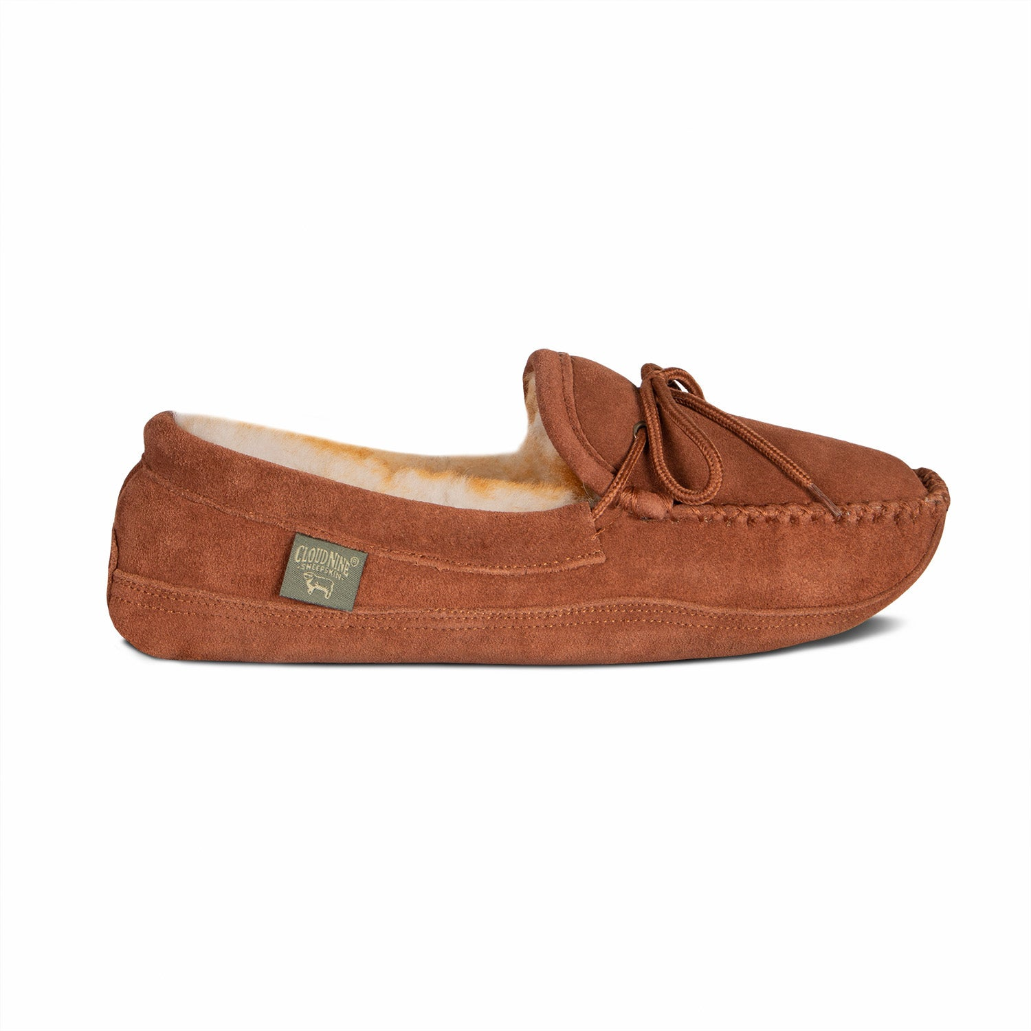 MEN'S SOFT SOLE MOCCASIN