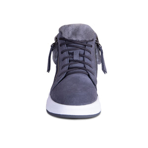 LADIES RANDI SHEEPSKIN SNEAKER - Cloud Nine Sheepskin