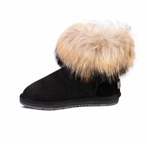 LADIES ROCCO BOOT - Cloud Nine Sheepskin