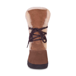 Ladies Rosalia Sheepskin Boot - front
