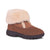 Ladies Rosalia Sheepskin Boot - rolled down - side