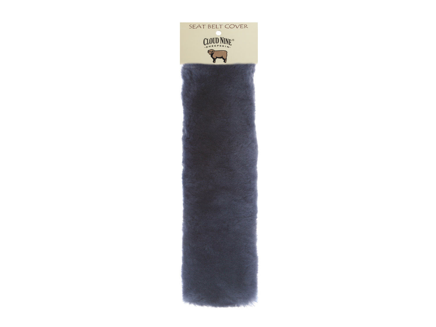 SHEEPSKIN SEAT BELT PROTECTOR - Cloud Nine Sheepskin