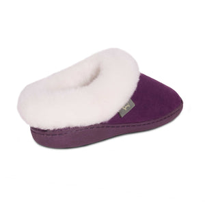 LADIES SUNRISE SHEEPSKIN CLOG
