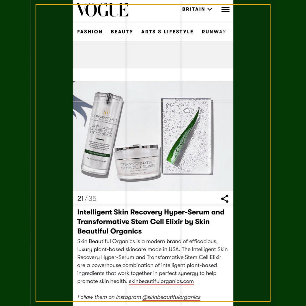 Vogue Radiance Resolution