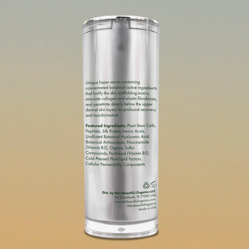 Intelligent Skin Recovery Hyper-Serum