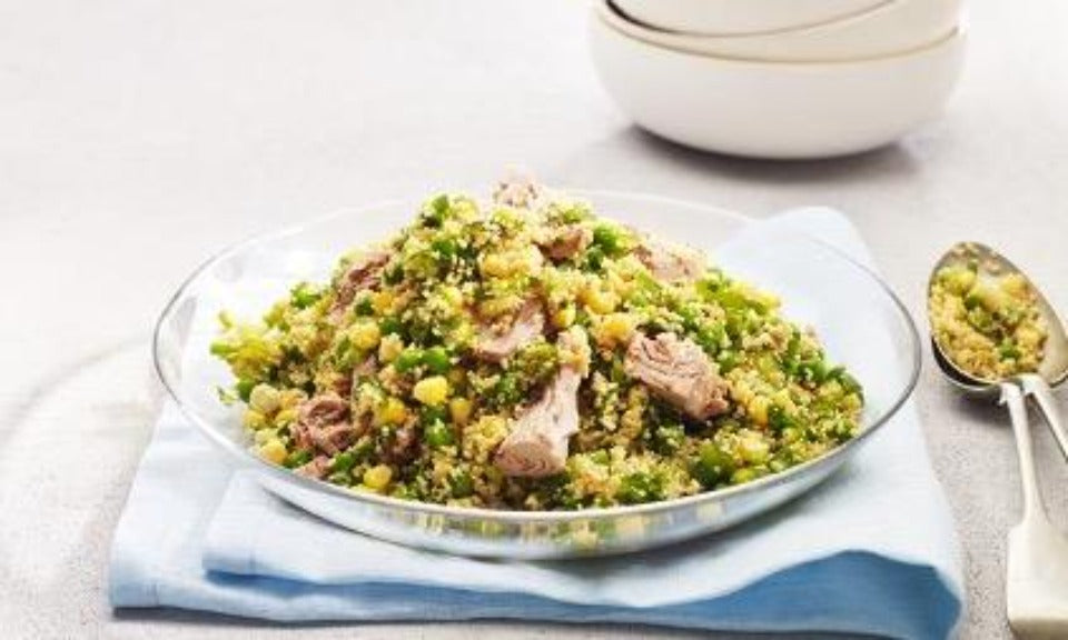 Quick tuna couscous