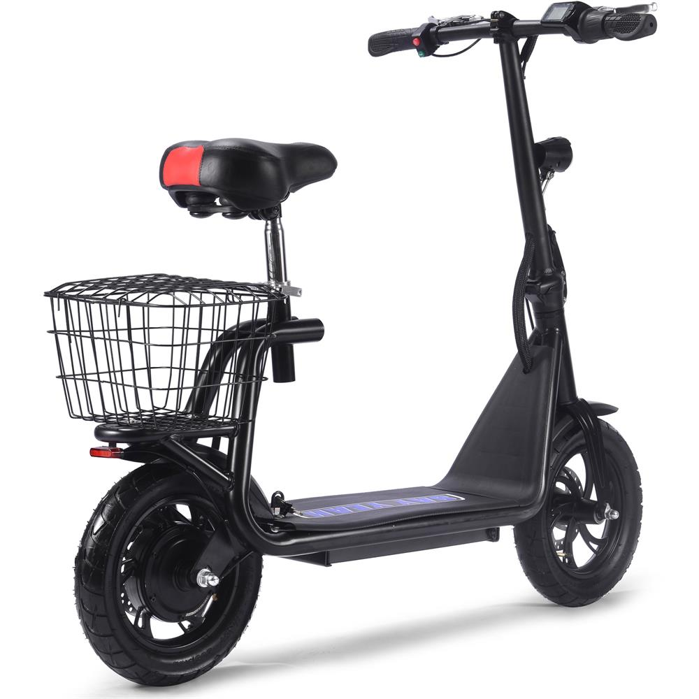 Metro electric commuter scooter