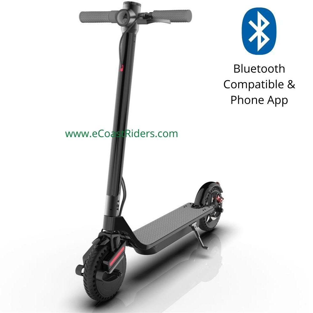 Mototec 853 pro electric scooter with bluetooth