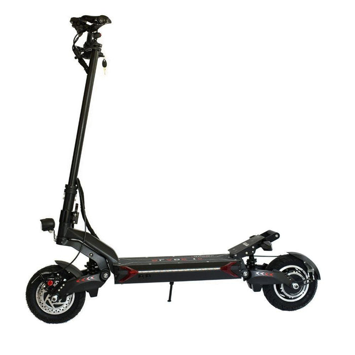Blade 10 Electric Scooter 1200w 60v (+/- DUAL Motors 2400w)