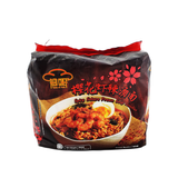 Red Chef Spicy Sakura Prawn Noodles Family pack (4 single packs) 420g
