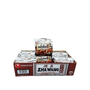 Nongshim Zhawang, 1 Case (6 family packs), 113.4oz