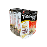 (Free shipping) Nongshim Potato Noodle Soup 1 Case (12 family packs) 10.58Lbs