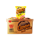 Nongshim Cuttlefish Snack Big Size 1 Case (6 bags) 55.0oz