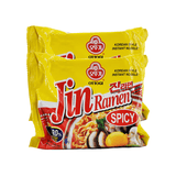 Ottogi Jin Ramen Spicy Single pack Twins 8.46oz