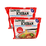 Sapporo Ichiban Japanese Noodles Original Single pack Twins 7.0oz