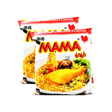 Mama Oriental Style Instant Noodles Artificial Chicken Flavor Single pack Twins 3.88oz