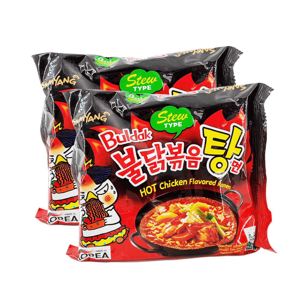Samyang Buldak Stew Type Single pack Twins 10.22oz