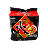 Paldo Hwa Ramyun Hot & Spicy Family pack 21.16oz