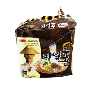 Real Pho Vietnamese Rice Noodles Family pack 360g