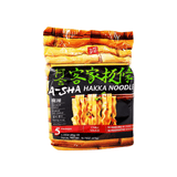 A-SHA Hakka Noodle Chili Sauce family pack 16.75oz