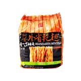A-SHA Mandarin Noodle Onion Sauce family pack 16.75oz