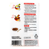 Paldo Stir-fried Chicken Noodle Family pack 18.32oz