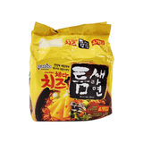 Paldo Cheddar Cheese Teumsae Ramyun 1 Case (8 family packs) 4.06kg