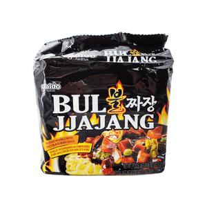 Paldo Bul Jjajang with spicy black bean sauce Family pack 28.64oz