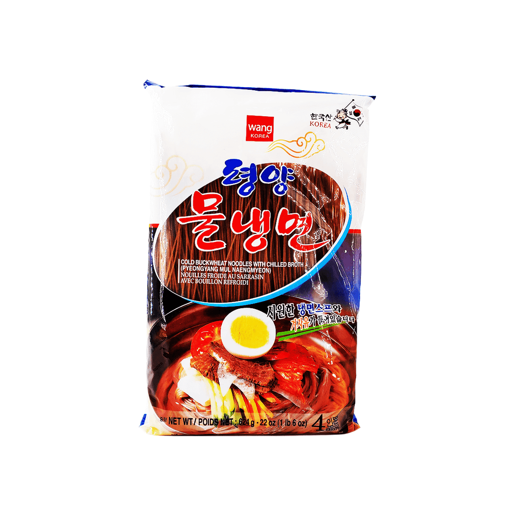 Wang Korea Cold Buckwheat Noodles with Chilled Broth 22oz(624g)