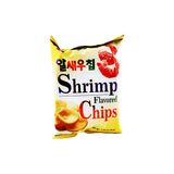 Nongshim Shrimp Flavored Chips Small Size 1.58oz