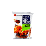 (Free shipping) Nongshim Cho Chung U-Gua Rice Snack Small Size 1 Case (20 bags) 56.4oz
