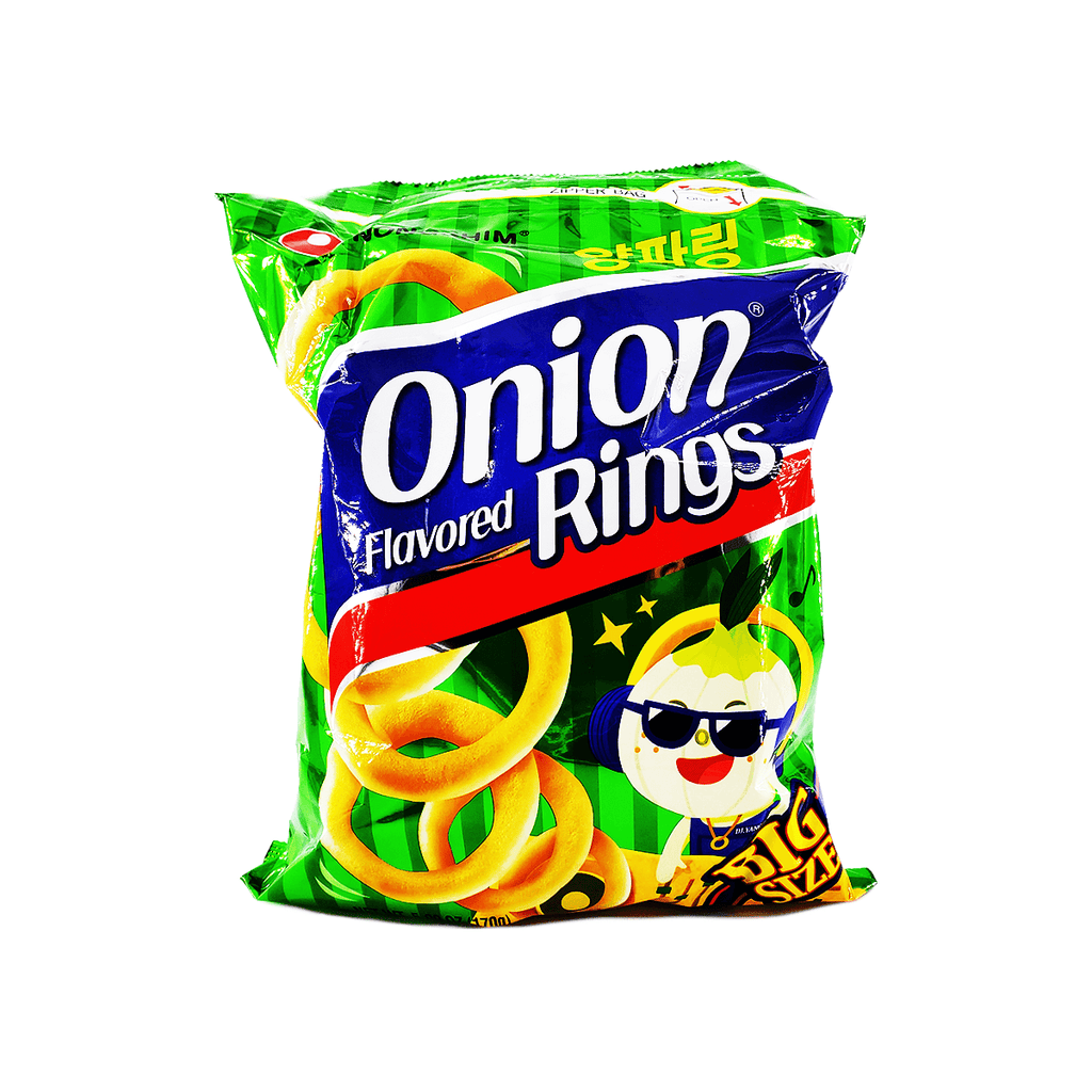 Nongshim Onion Flavored Rings Big Size 5.99oz