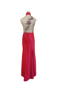 Bette V-Neck Cheongsam