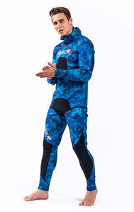 1.5mm Neoprene Diving Suit Split Wetsuit Professional Fishing And Hunting Clothes
