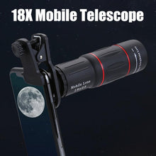 Load image into Gallery viewer, Eagle HD Lens with Tripod  for Smartphones - EL Cheapos Stuff