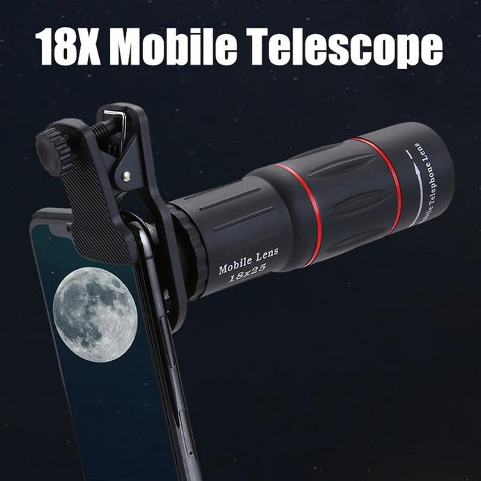 Eagle HD Lens with Tripod  for Smartphones - EL Cheapos Stuff