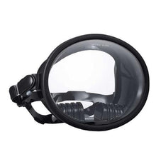 Load image into Gallery viewer, Tempered Glass Diving Mask Underwater Hunting Snorkeling Spearfishing Fishing