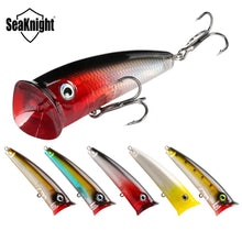 Load image into Gallery viewer, SeaKnight SK004 5 PCS Topwater Artificial  Fishing Lure