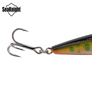 SeaKnight SK013 1PCS Topwater Hard Bait Z Line Swimming Fishing Lures
