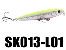 Load image into Gallery viewer, SeaKnight SK013 1PCS Topwater Hard Bait Z Line Swimming Fishing Lures