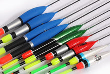 Load image into Gallery viewer, FISH KING  Bobbers Fishing Float Set Master Series 26cm 1g 3g 6g 10pcs/lot