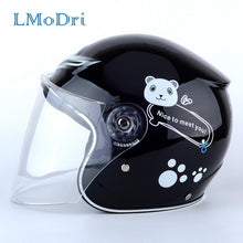 Load image into Gallery viewer, Kids Motorcycle Full Face Helmet For Multi Pattern Anti-Vibration Riding - EL Cheapos Stuff